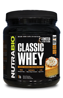 Classic Whey Protein (WPC80) - 1 lb