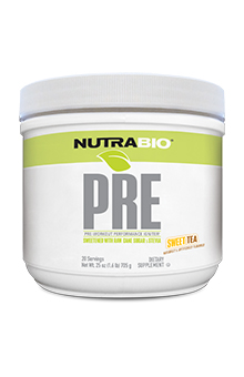 PRE Workout Non-Artificial