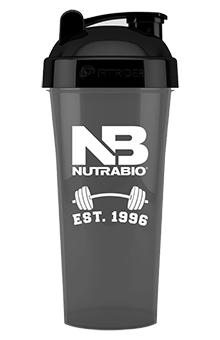 NutraBio Fit Rider Shaker Bottle - 28oz