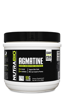 Agmatine Sulfate Powder - 90 Grams