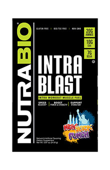 Intra Blast - To-Go Pack (New York Punch)