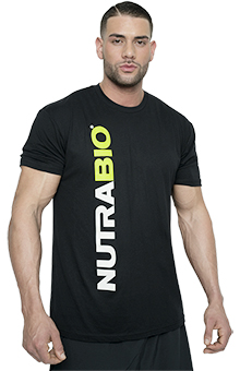 NutraBio NutraBio Crew Neck T-Shirt (Men)