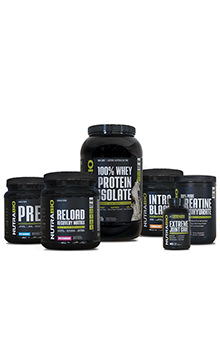 NutraBio Complete Results Stack
