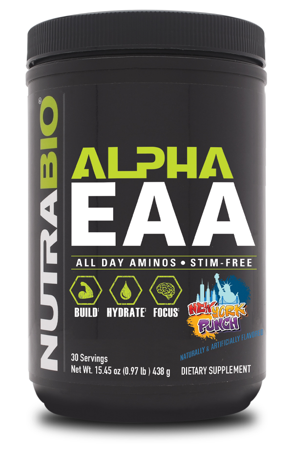 Bottle of Alpha EAA
