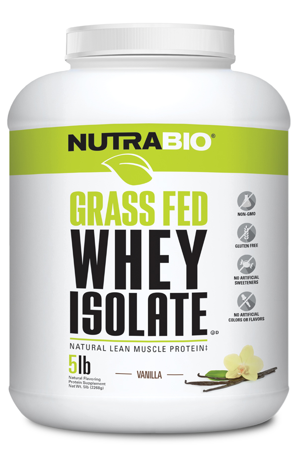 What does grass fed whey mean