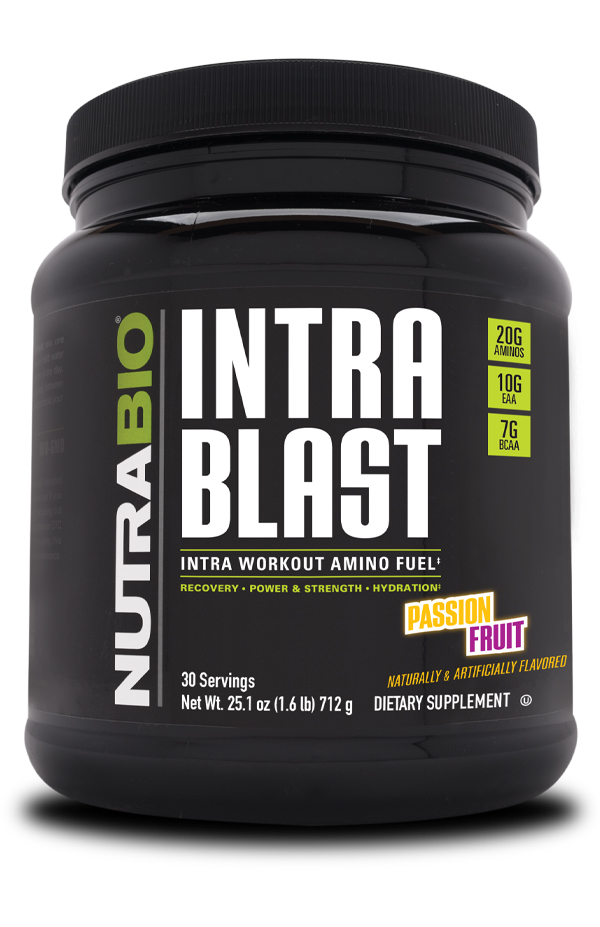 Bottle of Intra Blast