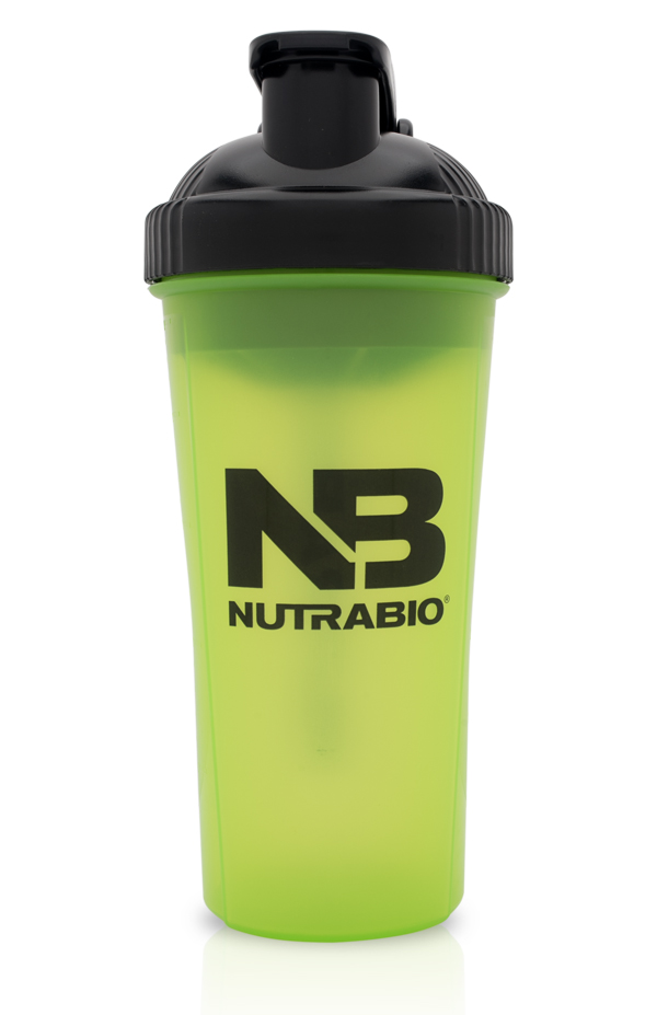 NutraBio NutraBio Green Shaker Bottle - 25oz