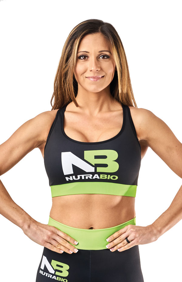 NutraBio NutraBio Sports Bra (Women)
