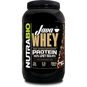 Java Whey Protein - 2 Pounds