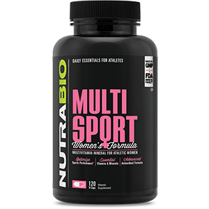 MultiSport for Women - 120 Vegetable Capsules