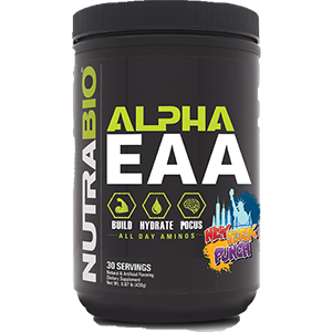 Alpha EAA - 30 Servings