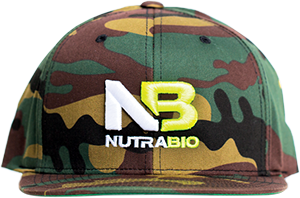 Image of NutraBio NutraBio Hat - Camouflage